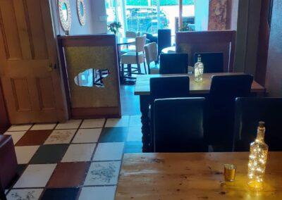 The Black Toad Micropub Inside & Bar